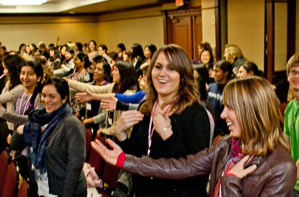 Celebration of Women in Computing - Socal