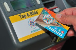 San Diego's Compass Card